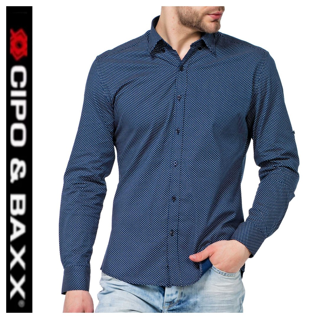 CIPO BAXX SCALE NAVY BLUE  3f46be815f
