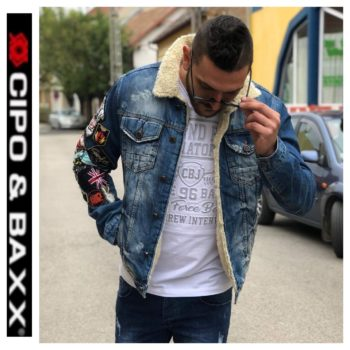 CIPO AND BAXX PANIC JEANS 09cb4d886a